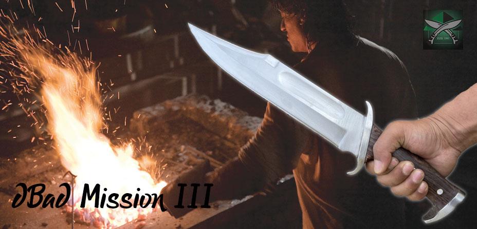 practical, effective & handier version of Rambo III knife