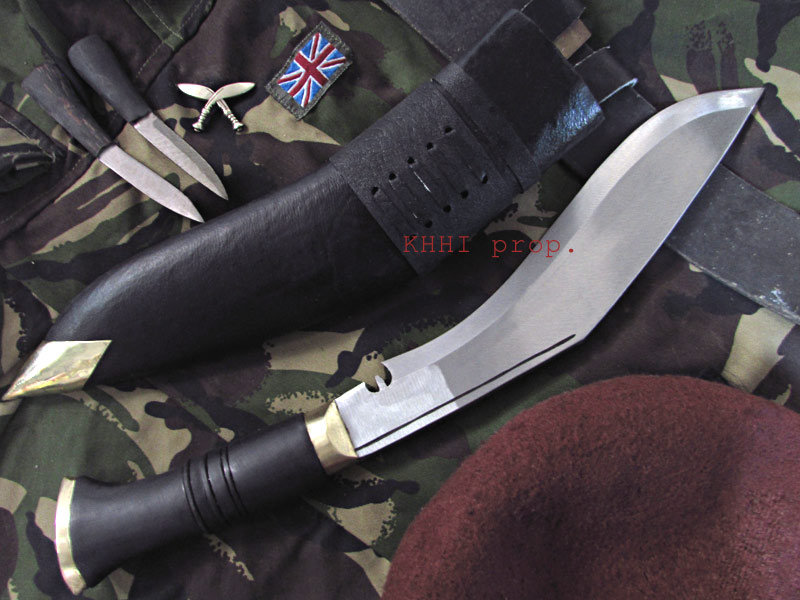 2016-17 British Standard Issue (BSI #2) Kukri