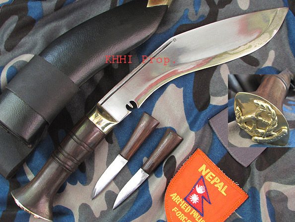 APF Kukri (Armed Police Force, Nepal)