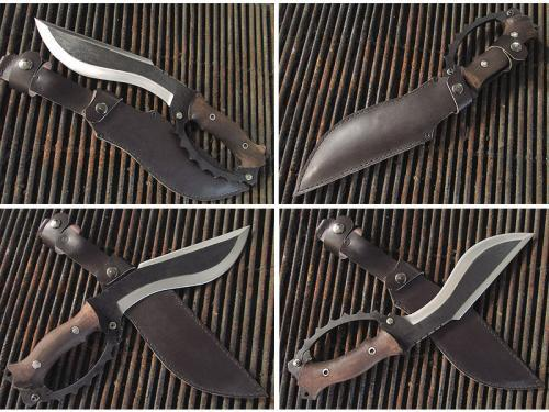 Battleman (Fight n Field knife)