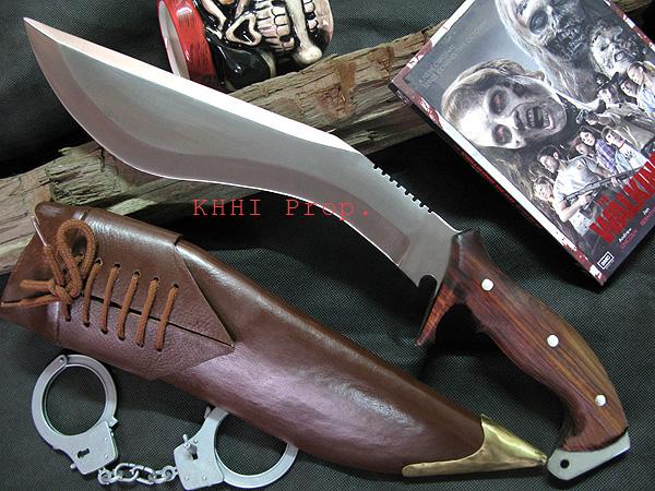Scourge (Apocalypse) kukri bowie knife