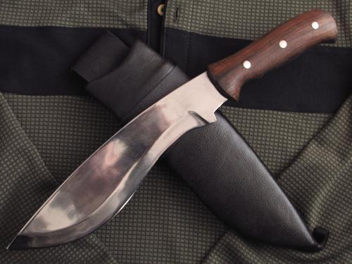 bahadur bowie kukri knife