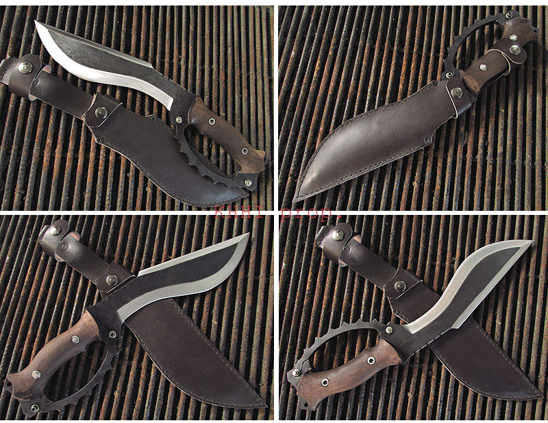 Battleman (Fight n Field) modern kukri