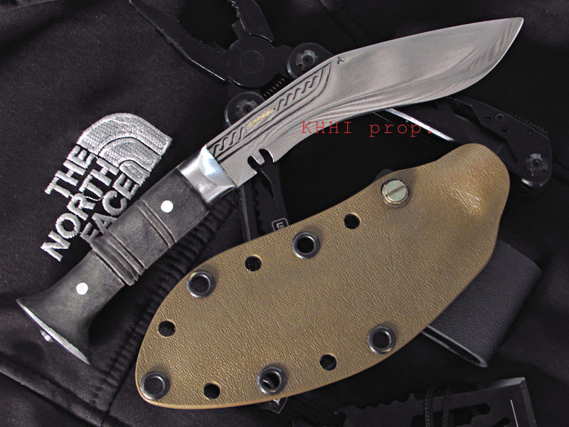 Biltong Special knife (Conceal Kukri)