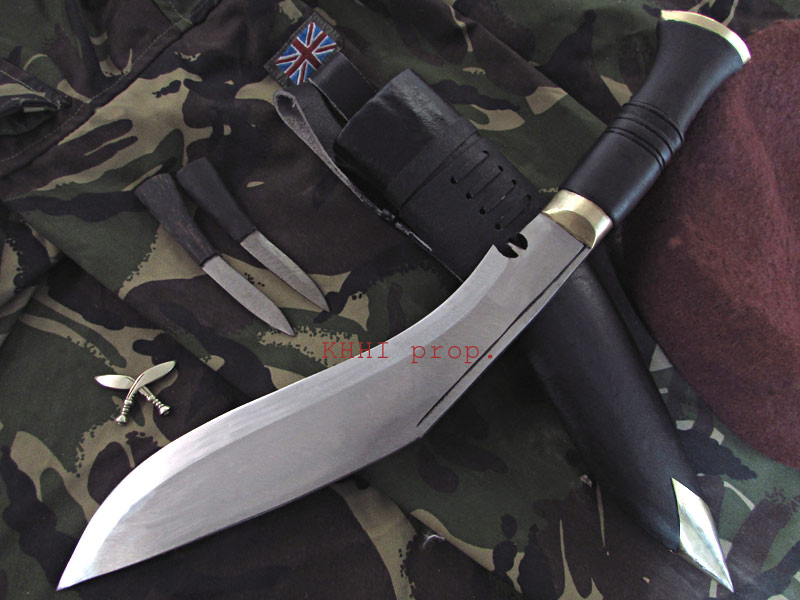 British service Issue kukri