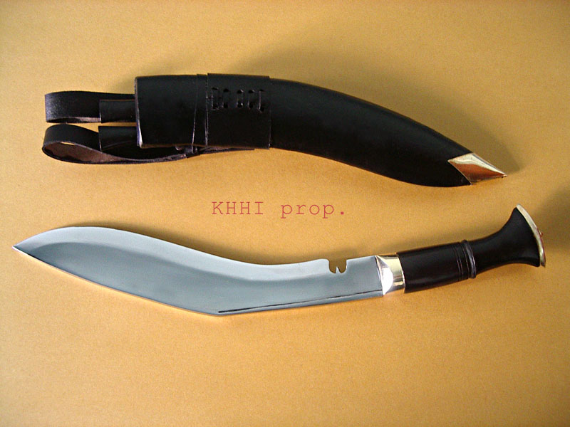 BSI Service no.1 Gurkha kukri