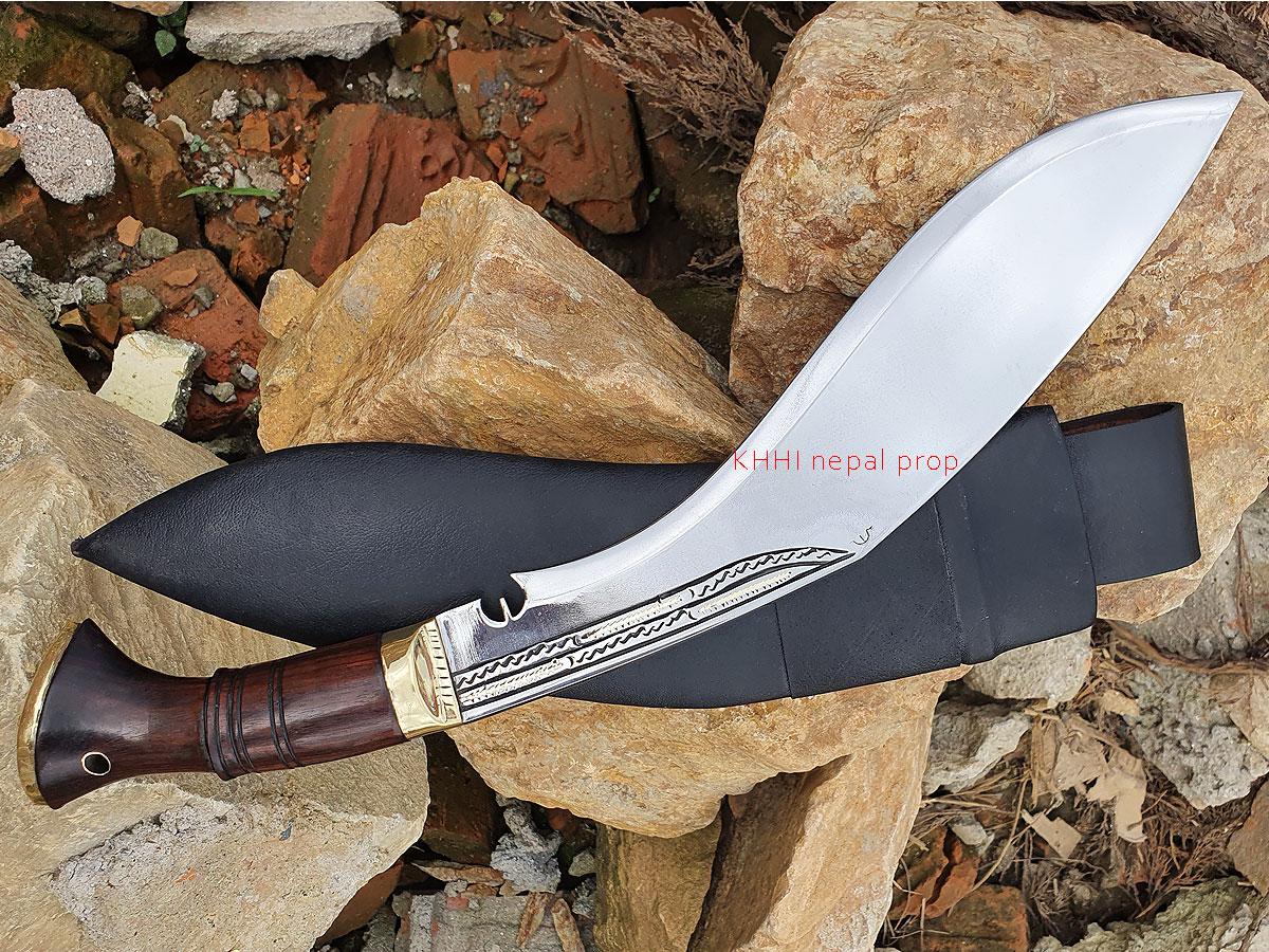 hand forged Budhune Classic kukri
