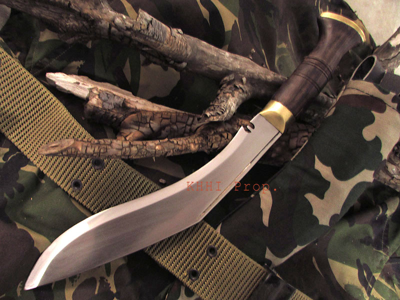 KHHI Camouflage Ultimate kukri knife