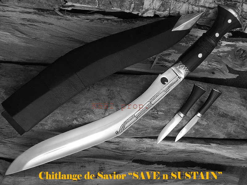 chitlange kukri - the savior