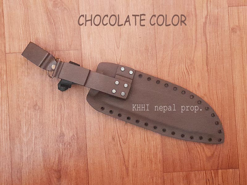 Chocolate Brown color Kydex