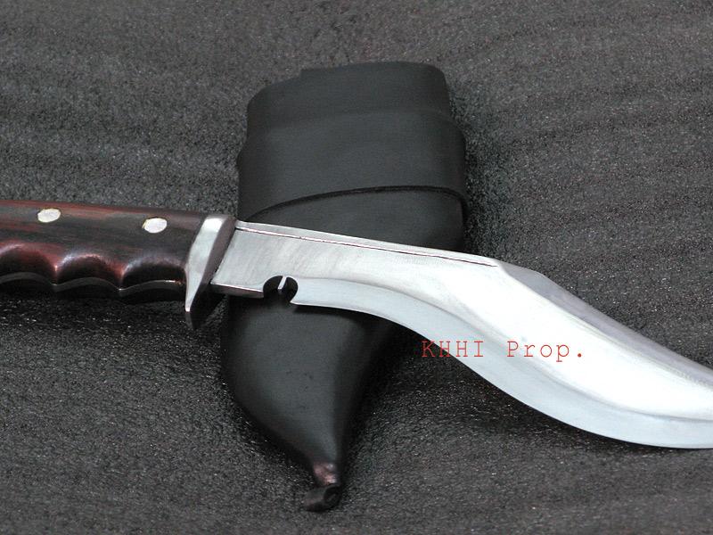 Chukuri Plus Bowie shaped kukri knife
