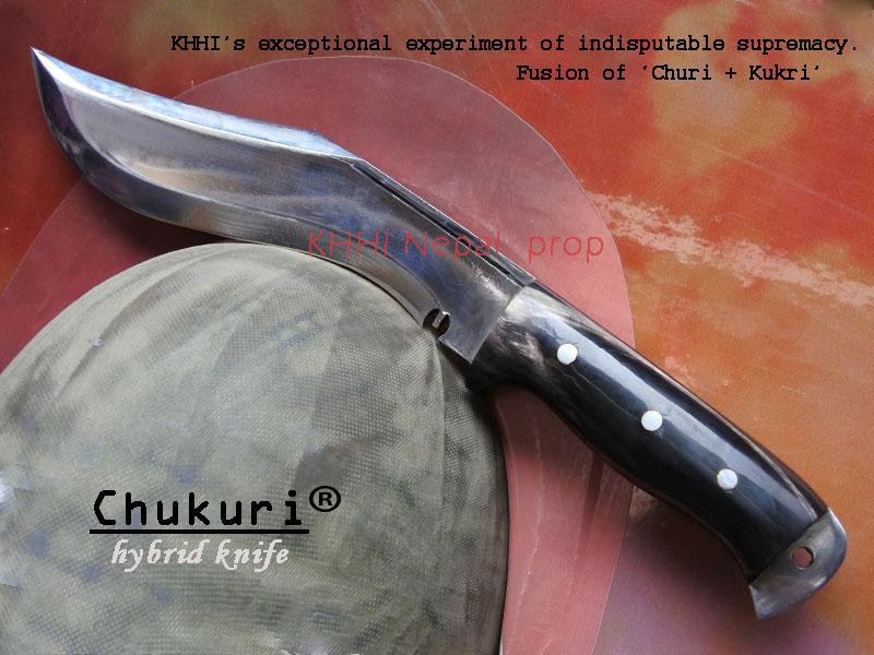 chukuri kukri bowie knife