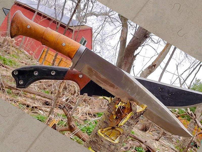 dbad OEF defender knife made by KHHI