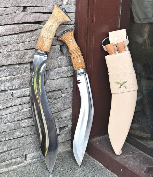 photo by customer. Iraqi partnering with custom Tri Angkhola