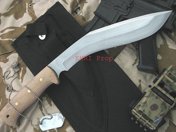 humvee kukri knife for desert survival