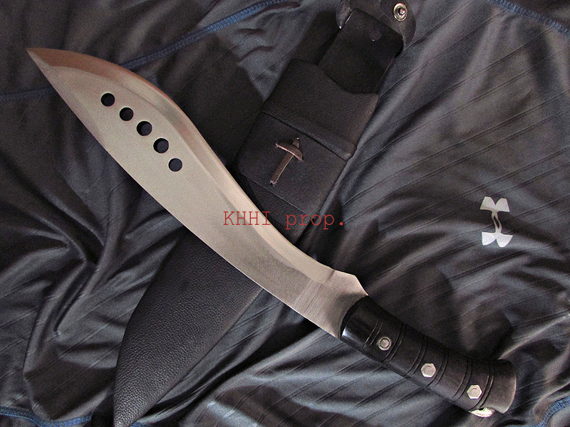I am ELI (Missionary) Bowie Knife reproduced by KHHI
