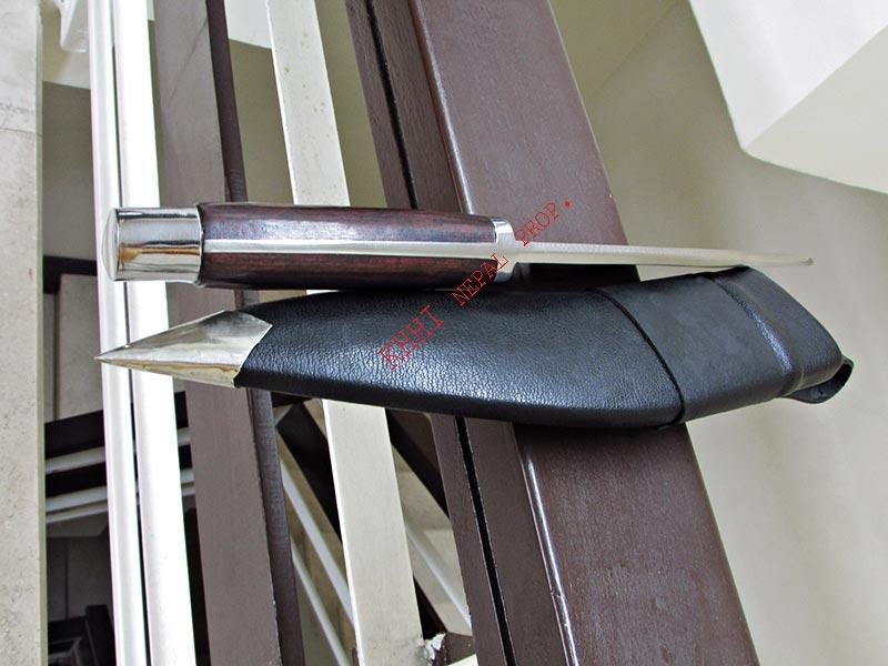 American Eagle kukri full tang handle
