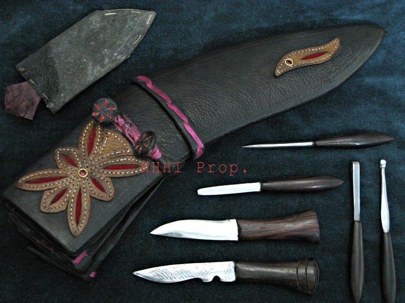Multi tools of Ganjuwal khukuri