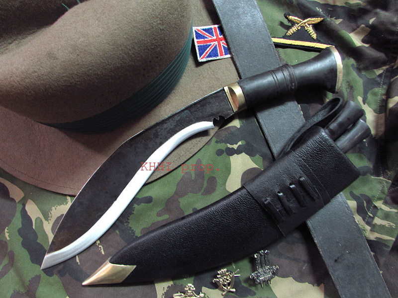 5th khukuri Issued to Gurkhas officially