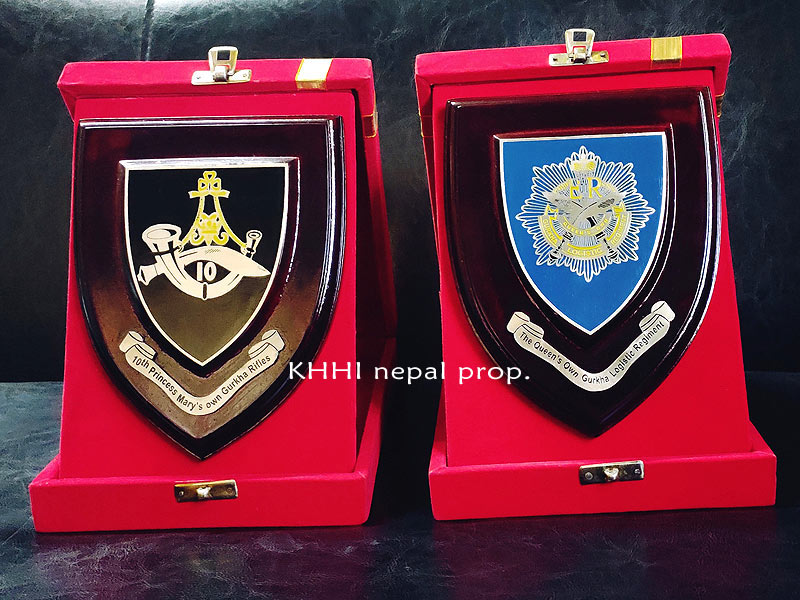 10GR and QOGLR shields in Gift Boxes