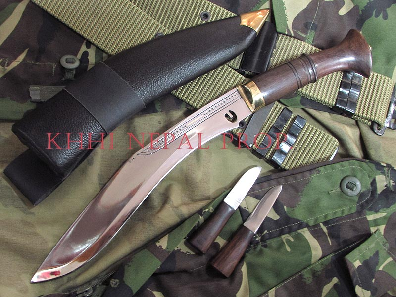 ChainPure as new Gurkha Knife