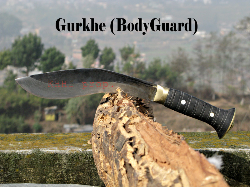 Gurkhe kukri is genuine Gurkha knife by khhi