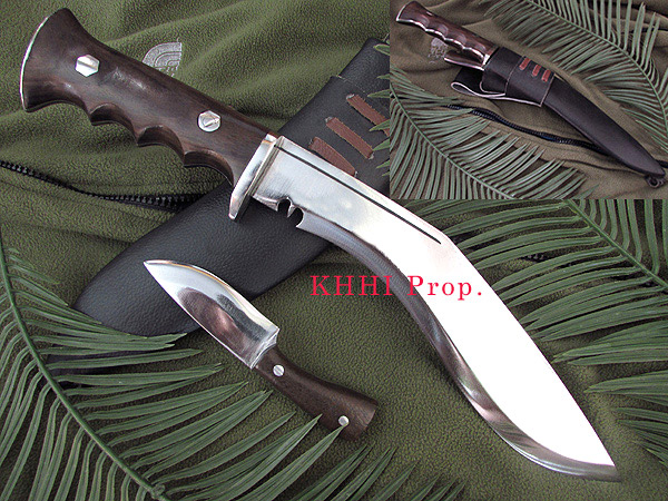 Jungle XTRA (Woodlander) khukuri/kukri knife