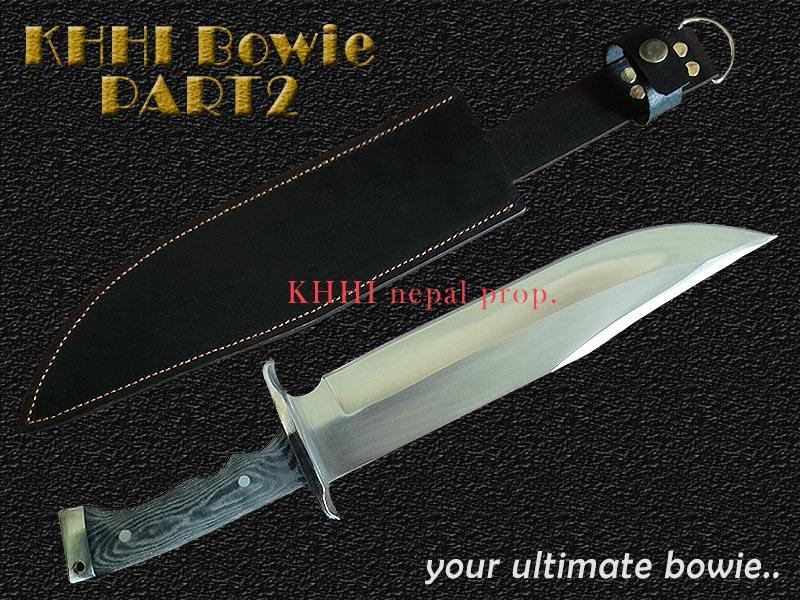modern Bowie knife