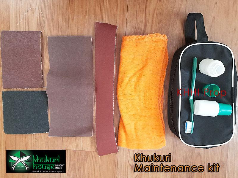 tool kit to maintain khukuris