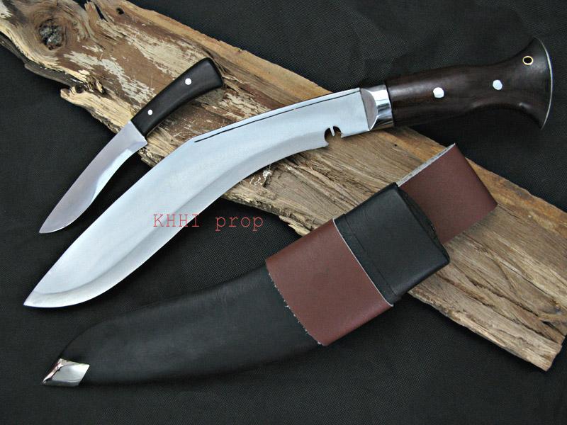 kukri machete in Gurkha style
