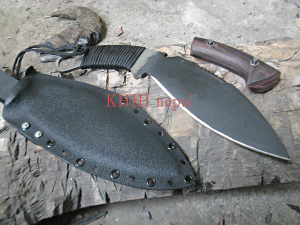 kydex sheath for fusion knife