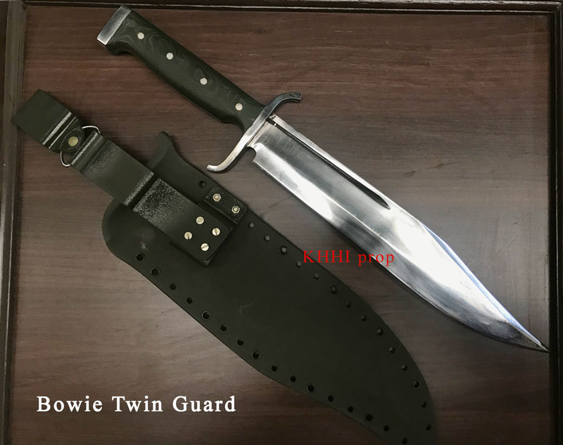 kydex sheath for Bowie knives
