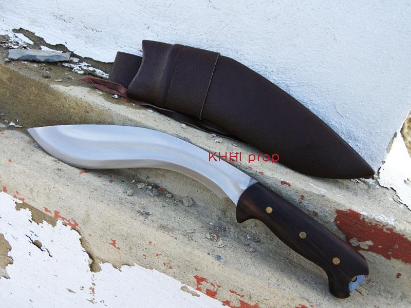 McCurdy kukri knife