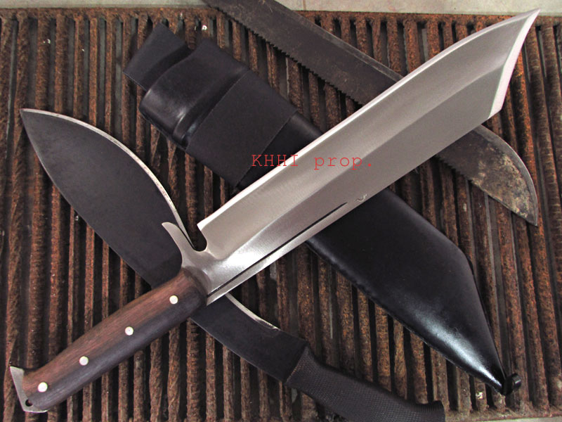 Mukti Redemption bowie knife khukuri house