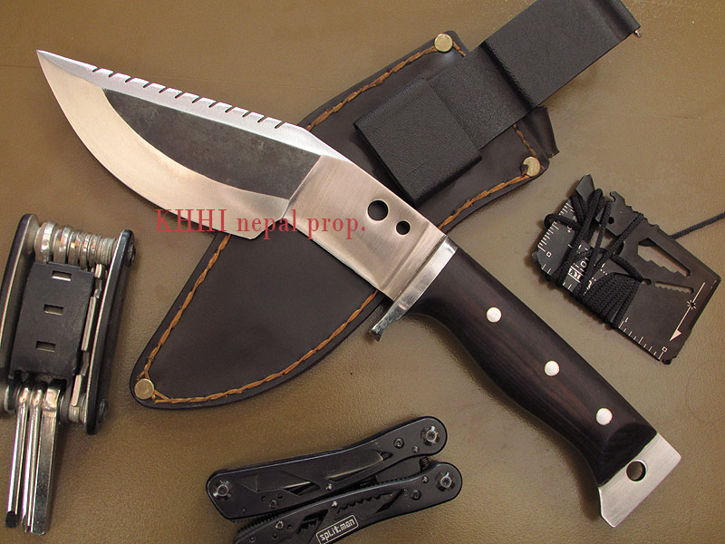 7.5 inch MultiCraft (Jungle man) survival knife