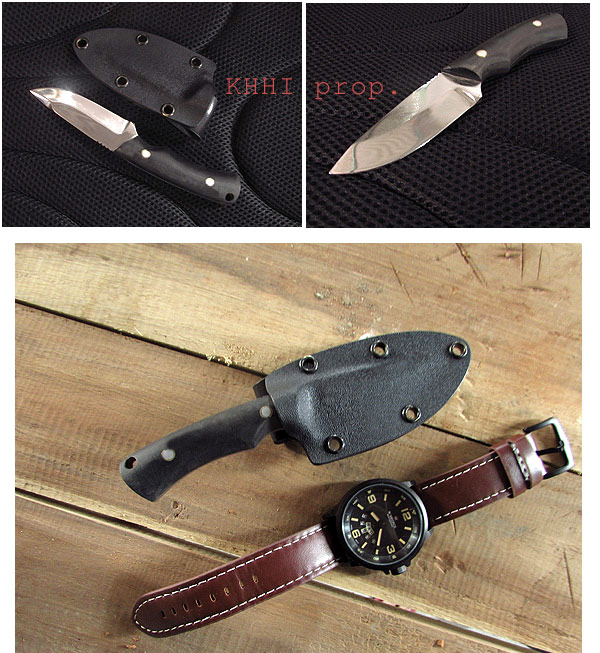 BladeWear neck knife
