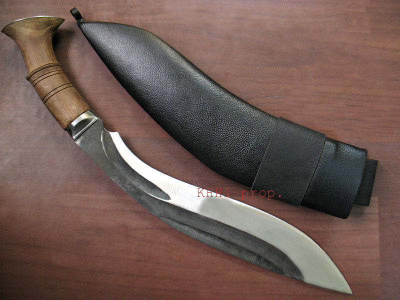 tri angkhola kukri knife