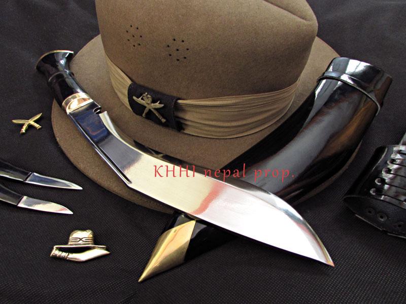 2019 BSI Gurkha kukri knife