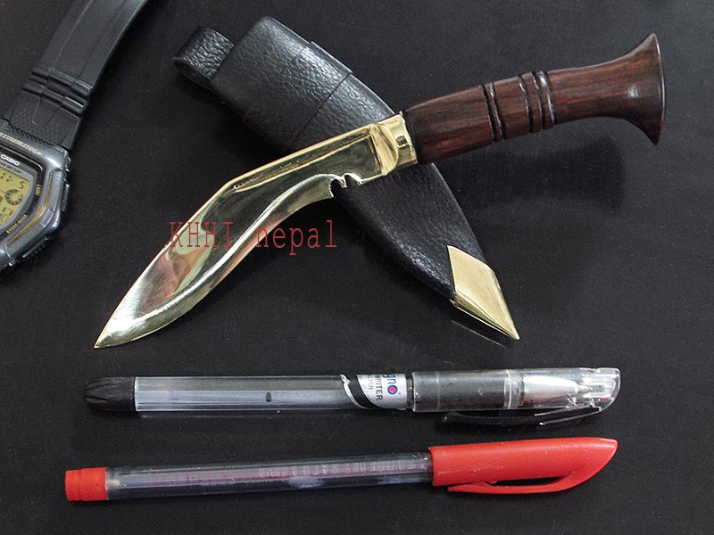 paper cutting knife in kukri style