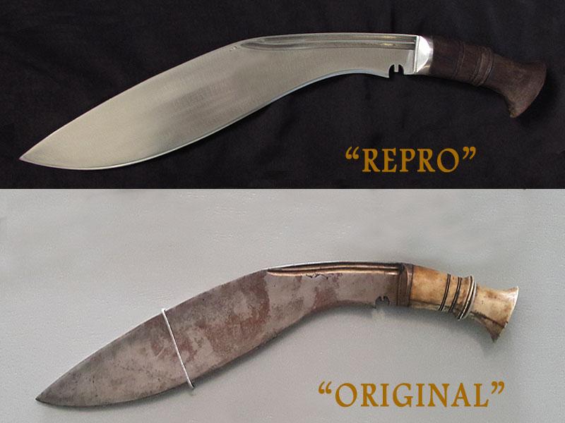 king prithivi khukuri comparison