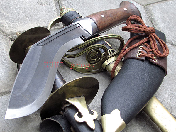 Raw Panawal Workhorse khukuri knife