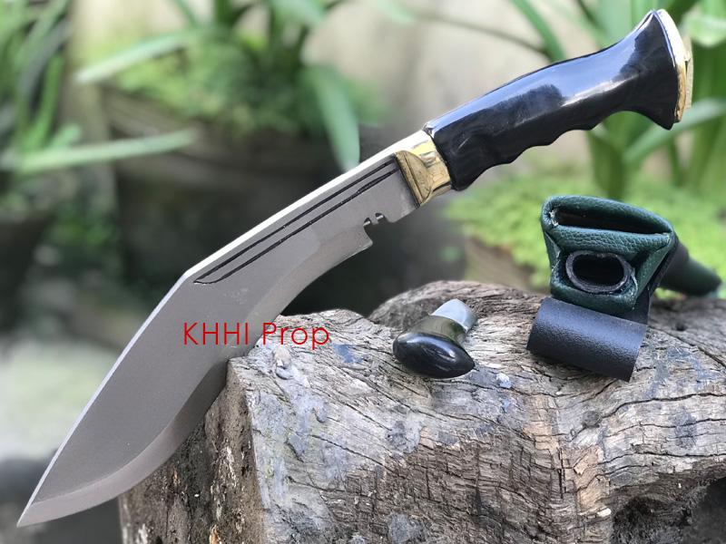 Savior (2 in 1) kukri with backup knife