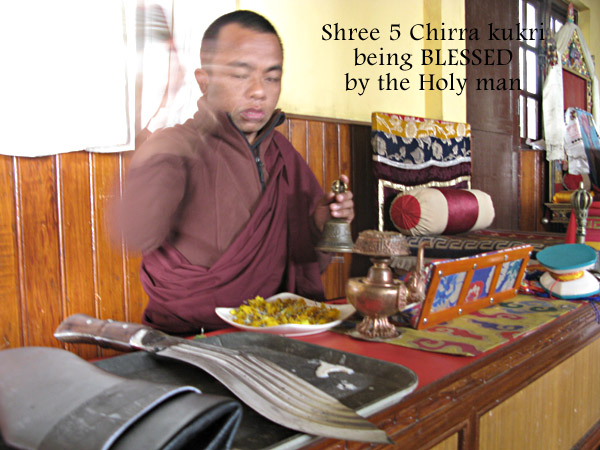blessing shree-5-chirra-general (special service from khhi nepal)