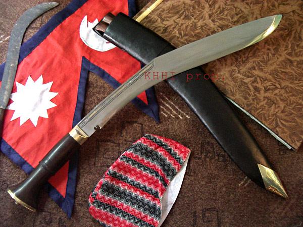 famous 15inch SiruPate kukri knife