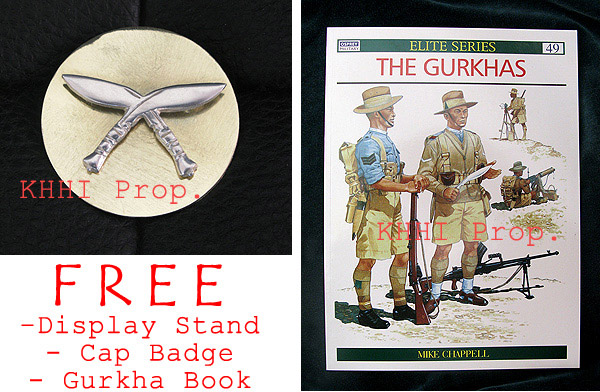 the Gurkhas book