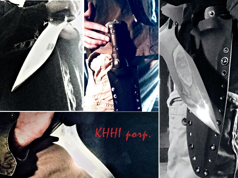 mark viper knife blade