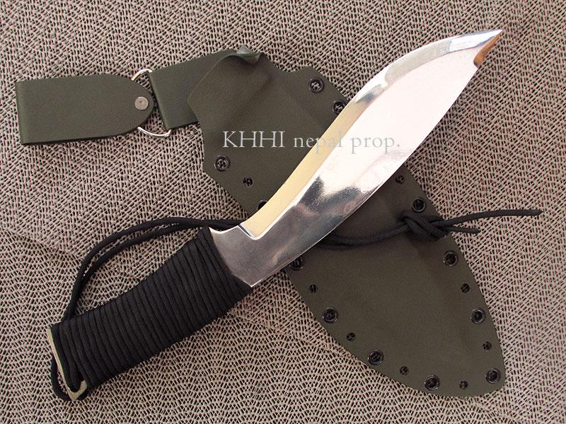 water proof kukri knife made by kukri house khhi