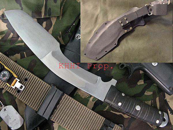 Xtrema Militia (Combatant) Kukri/Khukuri