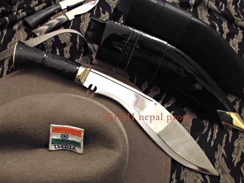 ISI khukris (Indian Standard Issue, Gorkha Rifles)