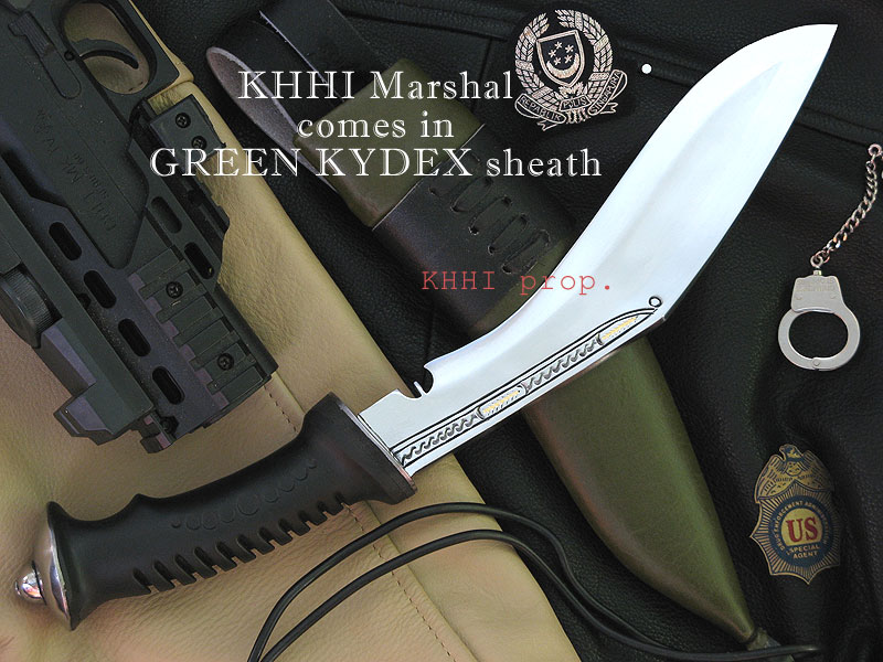 KHHI Marshal Kukri (Water-Proof )